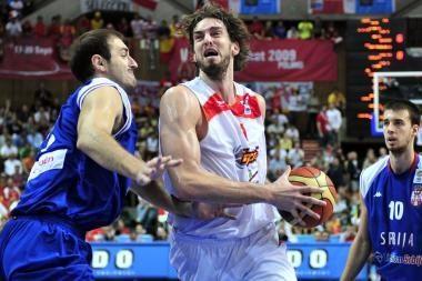 P.Gasolis - MVP, simboliniame penkete - du ispanai