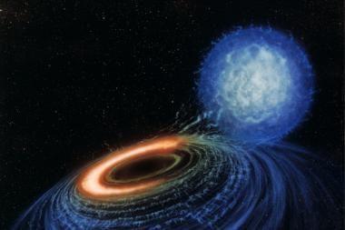 Atskleista dar viena juodosios skylės paslaptis