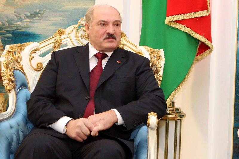 Baltarusijos lyderis A.Lukašenka - nelaukiamas olimpiadoje