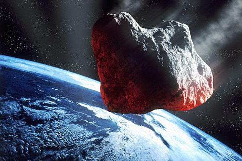 Britus gąsdino iš dangaus krentantys degantys objektai