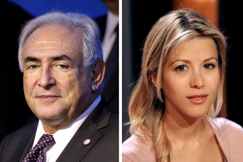 D.Straussas-Kahnas bus apklaustas prostitucijos byloje