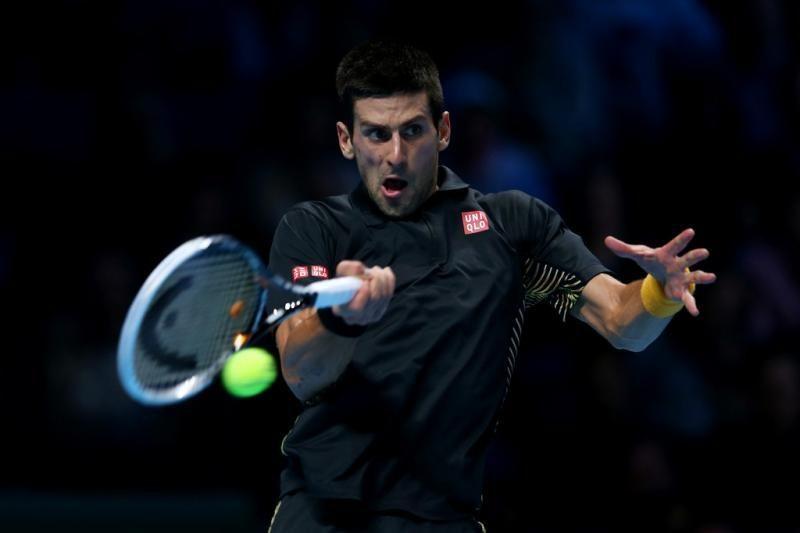 Londono teniso turnyro laurai – serbui N.Djokovičiui