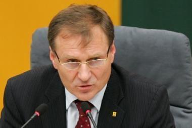 A.Čaplikas žada reformuoti vaistų kompensavimą