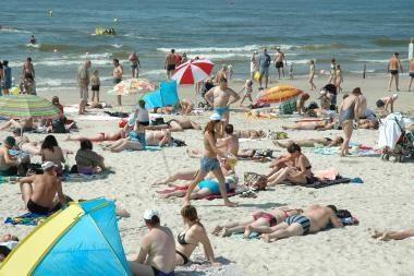 Per pajūrį siekiama skatinti atvykstamąjį turizmą iš Rusijos