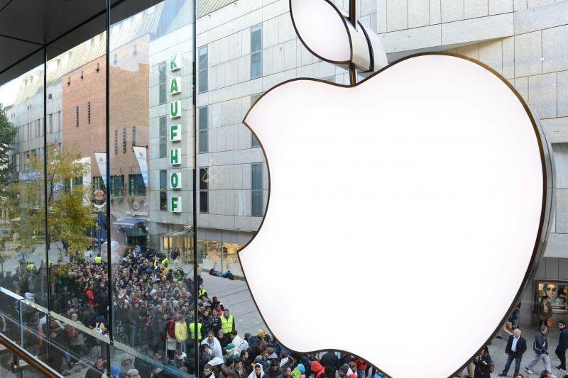 Kompanijai Apple uždrausta vartoti iPhone prekinį ženklą Brazilijoje