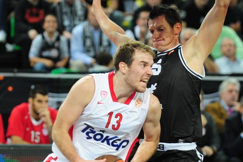 """""""Olympiacos"""" su M.Gecevičiumi iškovojo antrąją pergalę"""