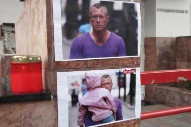 Pagalbos šauksmas dėl D.Kedžio dukters užsienyje netyla