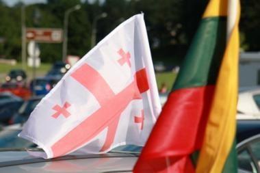 Gruzijos premjeras kviečia Lietuvos verslininkus investuoti jo šalyje