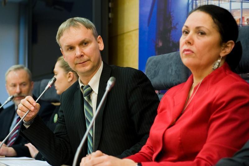 Seimūnas paprašė prokurorų išaiškinti, kas A. Stancikienei siūlė kyšį