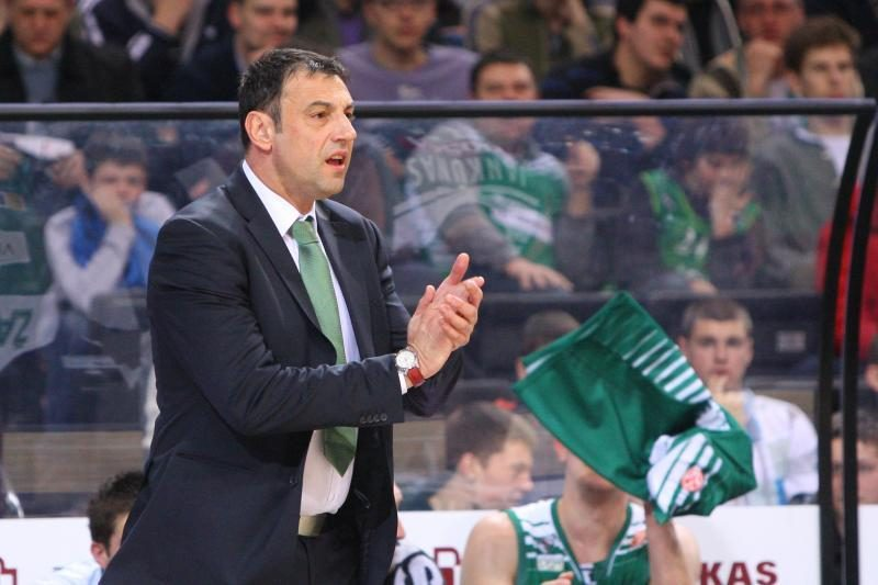 """A.Trifunovičius: tai buvo prasčiausios rungtynės """"Top 16"""" etape"""
