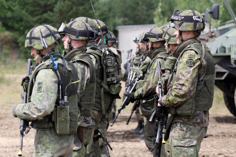 Lapkritį Lietuvoje vyks NATO pratybos