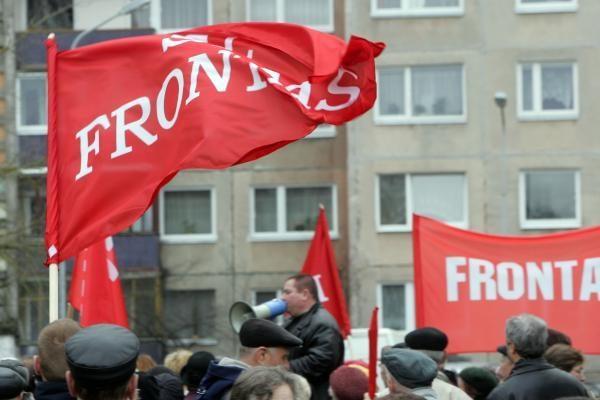 Vilniuje - eitynių ir protestų dienos