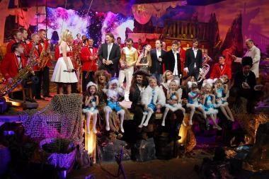 TV3 šventės - su filmų premjeromis ir šou finalais