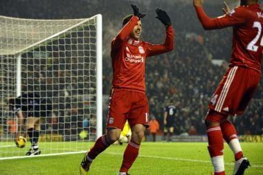 """""""Liverpool"""" savo aikštėje įveikė """"Aston Villa"""""""