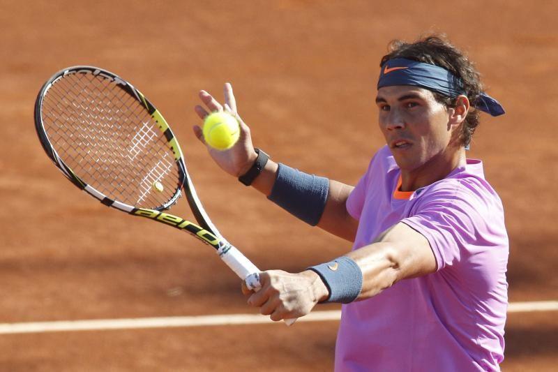 """Po traumos grįžęs R. Nadalis suklupo """"VTR Open"""" turnyro finale"""