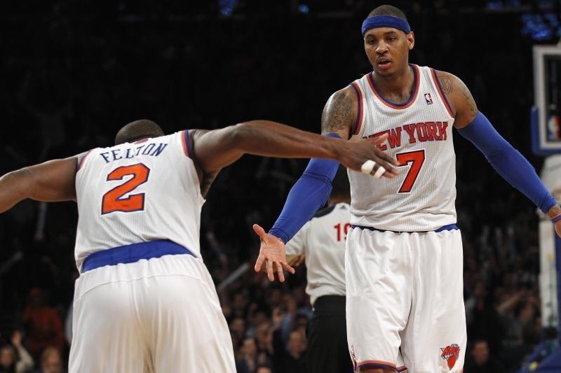 """NBA: sužvėrėję Niujorko vaikinai sudaužė """"Kings"""" (rezultatai, top10)"""