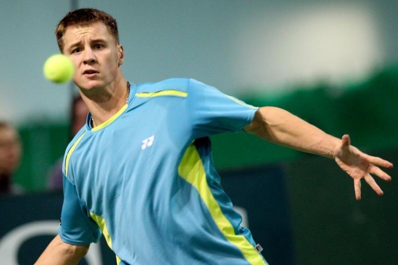 Pajėgiausių planetos tenisininkų ATP reitinge R.Berankis tebėra 125-as