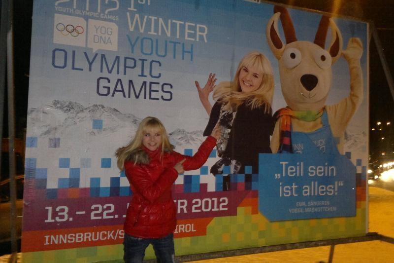 Olimpinės žaidynės penkiolikmentei padėjo sugauti sėkmės paukštę