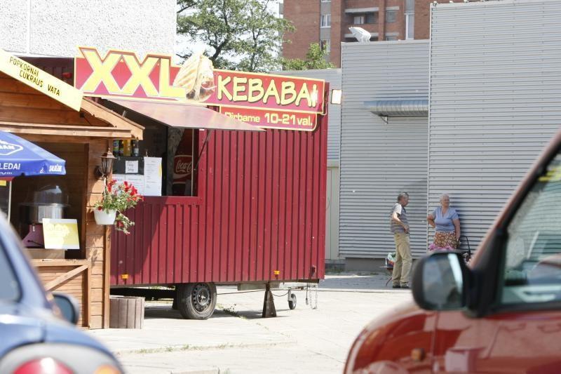 Klaipėdos valdžia bandys atsikratyti kioskų