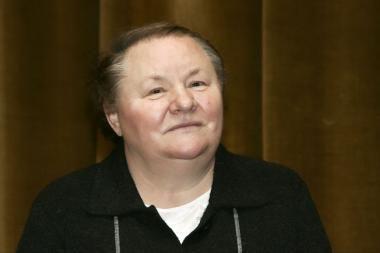 Kaune - susitikimas su rašytoja V.Juknaite
