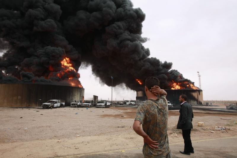 Libijoje paskelbta nepaprastoji padėtis - artėja rinkimai