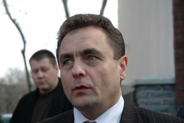 P.Gražuliui nepavyko tapti komisijos pirmininku