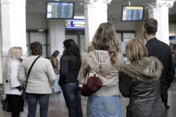 Vilniaus oro uoste - sujudimas