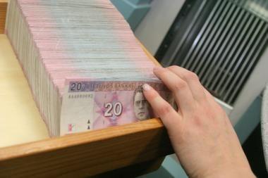 VMI gyventojams pradėjo grąžinti mokesčio permokas