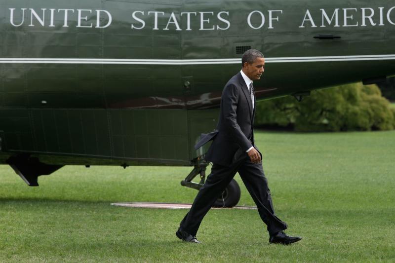 """JAV prezidentas žada """"tvirtai stoti"""" prieš antiamerikietišką smurtą"""