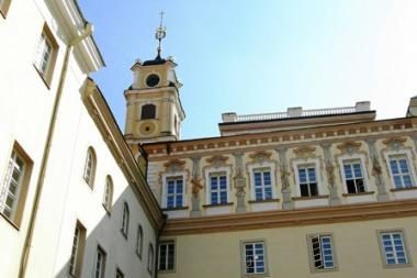 Vilniaus universitete - teatro savaitės renginiai