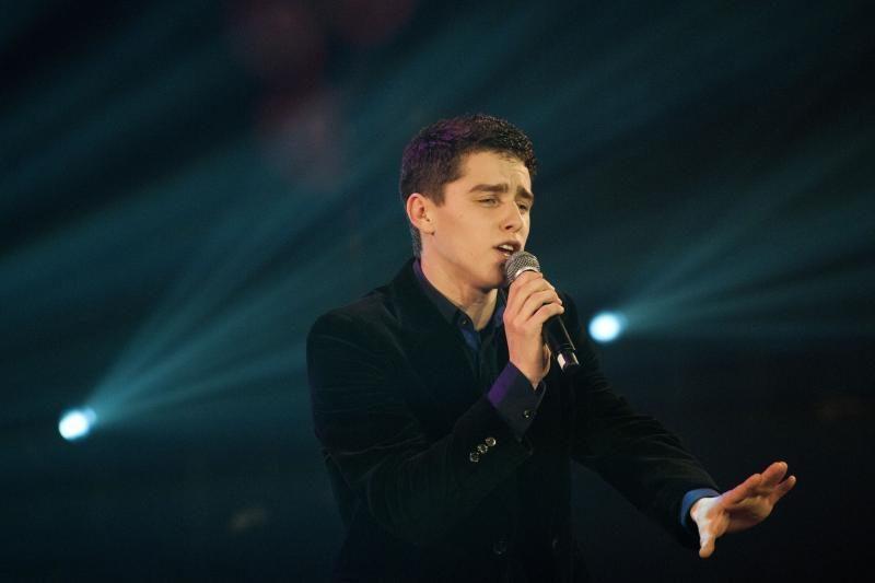 """D.Montvydas suklups ties """"Eurovizijos"""" finalo slenksčiu?"""