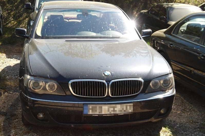 Sulaikyti, kaip įtariama, Italijoje ir Vokietijoje vogti automobiliai