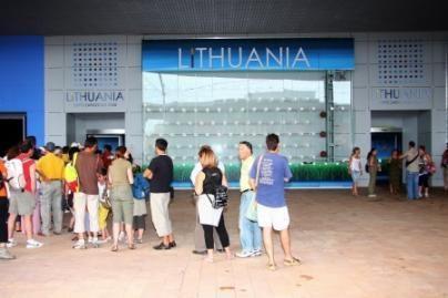Dalyvavimui tarptautinėse parodose - 2,3 mln. litų