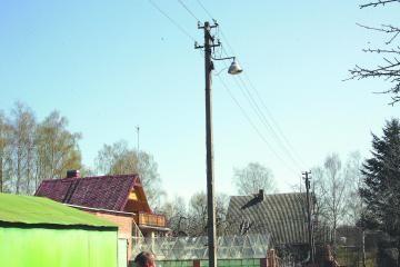 Sodų elektros tinklai sugundė verslininkus
