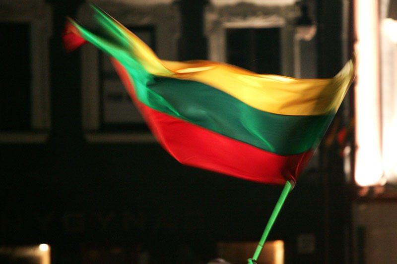 Vilniuje vyks tradicinė Lietuvos vėliavos pakėlimo ceremonija