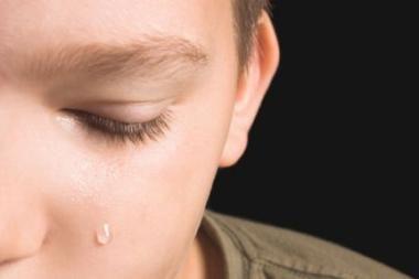 Neblaivus vyras sumušė 10-metį sūnų