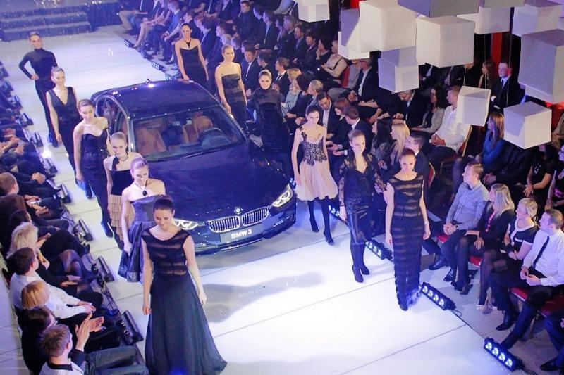 BMW 3 pristatyme - vienos pažangiausių televizijos technologijos