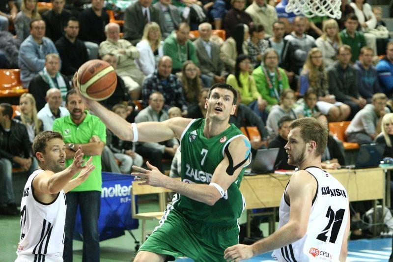 D. Lavrinovičius - naudingiausių Eurolygos savaitės žaidėjų penketuke