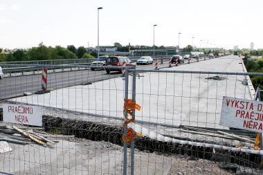 Mokyklos tiltu - be apribojimų, o kaip bus su Biržos tiltu?