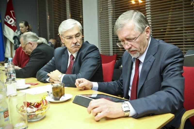 Socdemai: jungtuvės koalicijos sutarčiai įtakos neturės