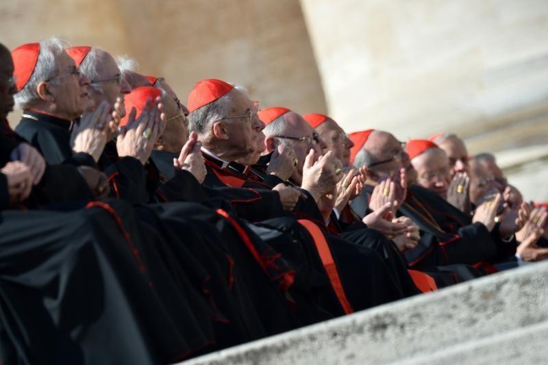 Siksto koplyčioje – kardinolų priesaikos ritualas