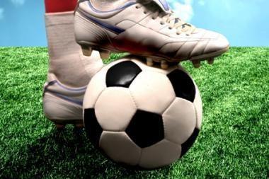 Ignaliniečių šeimoje auga būsimos futbolo žvaigždės
