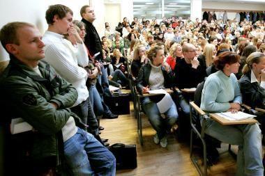 Vilniaus universiteto pirmakursiai diskutuos apie žurnalistų etiką