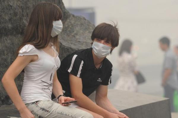 Rusiją niokojantys gaisrai pakels ir Černobylio dulkes?