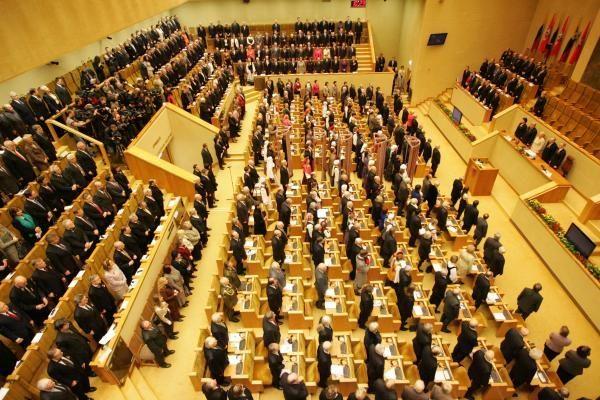 Prezidentė: į Kovo 11-ąją mus atvedė tūkstančio metų istorija (papildyta)