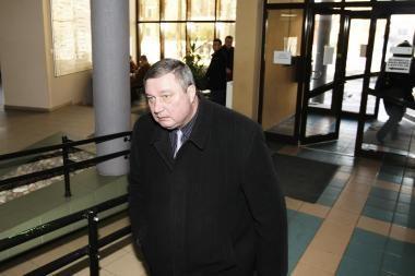 Teismas: Palangos vicemeras R.Garolis – nekaltas