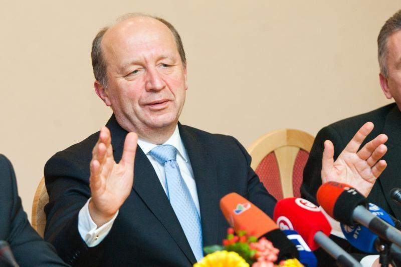 A.Kubilius: diskusijos dėl biudžeto Seime nebus lengvos