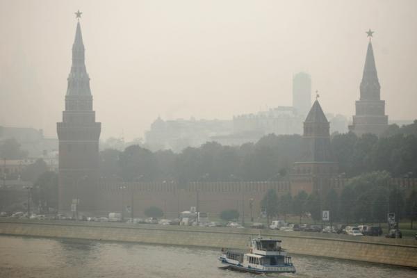 Rusijos šiaurės vakaruose ūžusi audra artėja prie Maskvos