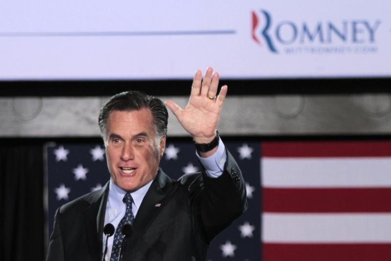 M.Romney laimėjo pirminius rinkimus dar trijose valstijose
