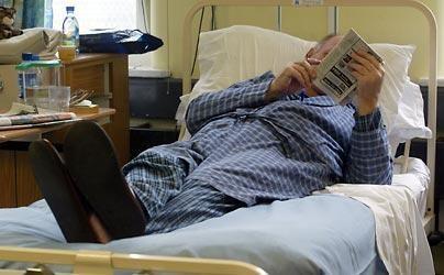 Britanijos ligoninėse knibžda parazitai
